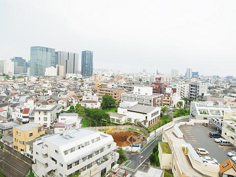 五反田コーポビァネーズ  眺望