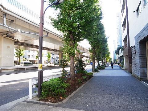 朝日サテライト目黒台  周辺