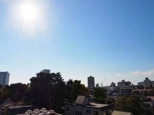 朝日サテライト目黒台 眺望