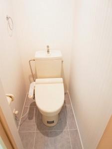 シャンボール上馬 トイレ