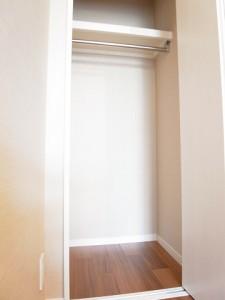 インペリアル八雲ハイム 洋室1クローゼット