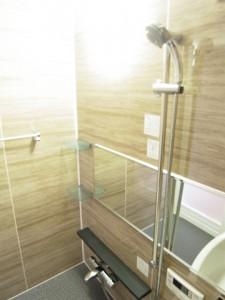 インペリアル八雲ハイム  浴室