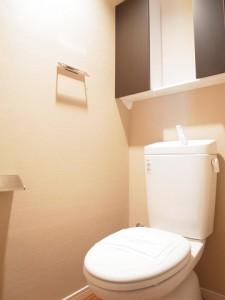 インペリアル八雲ハイム  トイレ