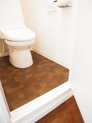 シャルマン東品川 トイレ