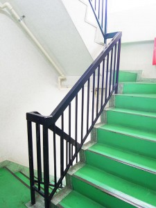 シャトレ自由が丘 階段
