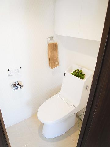 学芸大スカイスクレーパー トイレ