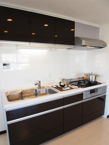 学芸大スカイスクレーパー キッチン