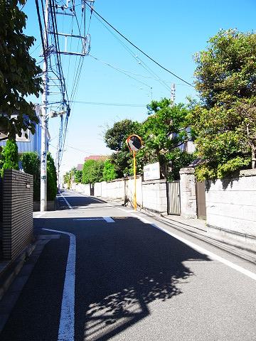 エクセルシオール世田谷桜丘 周辺