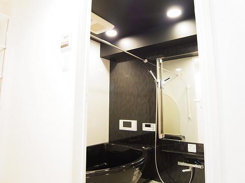 ニューハイツ新神楽坂  浴室