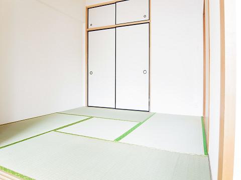 ニューハイツ新神楽坂 和室