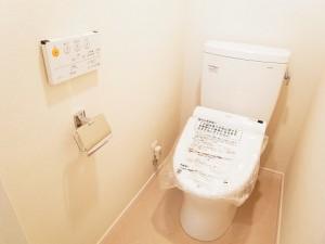 秀和上野毛レジデンス  トイレ