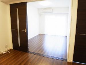 マンション新宿御苑  洋室2