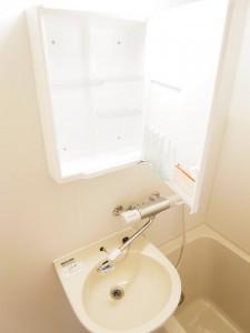 シャンボール代々木 バスルーム