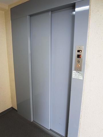 田町スカイハイツ エレベーター