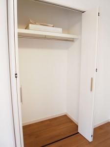 マンション新宿御苑  洋室1収納