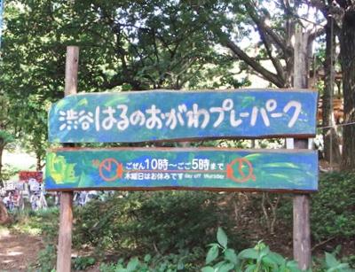 藤和参宮橋コープ 周辺