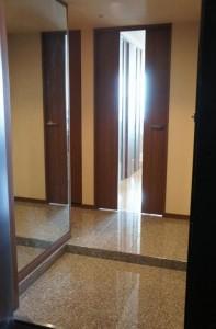 ガレリアグランデ 玄関