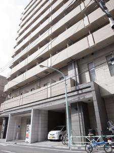 パレステュディオ渋谷本町  外観