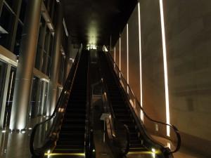 ガレリアグランデ エレベーター