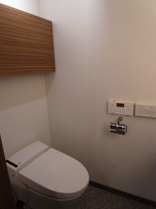 ガレリアグランデ トイレ