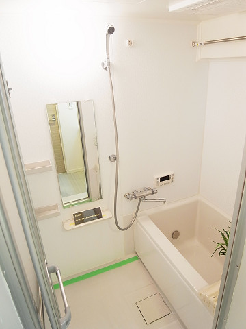 野沢ビューグリーン バスルーム