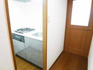 菱和パレス銀座八丁目  キッチン