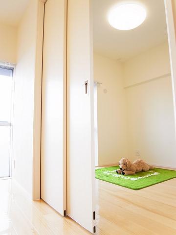 柿の木坂パレス 洋室