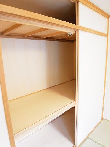 新宿御苑サニーコート 和室 押入