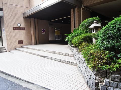 新宿セントビラ永谷 エントランス