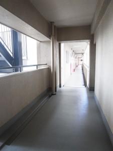 新宿セントビラ永谷 廊下