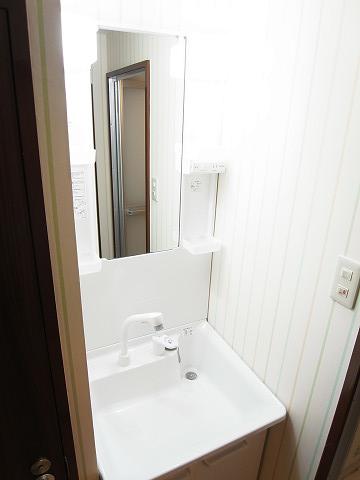 藤和参宮橋コープ 洗面台