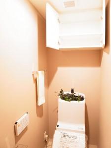 ライオンズプラザ浜町公園  トイレ