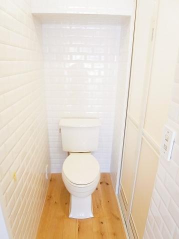 ライオンズマンション太子堂 トイレ