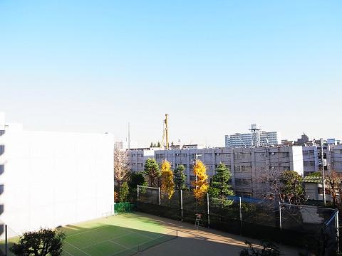 ライオンズマンション太子堂 眺望