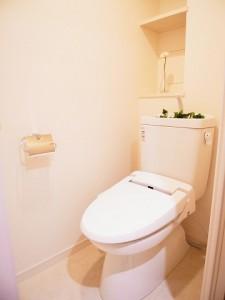 セザール三軒茶屋  トイレ