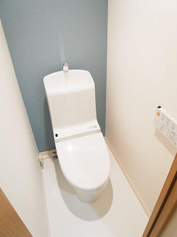 新宿セントビラ永谷 トイレ