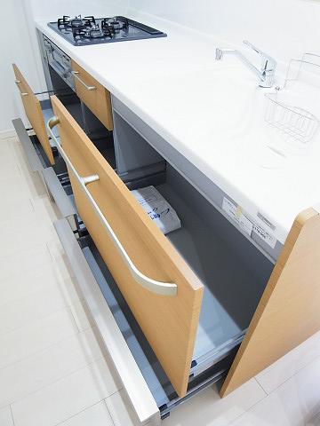新宿セントビラ永谷 キッチン