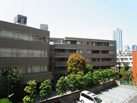 新宿セントビラ永谷 眺望
