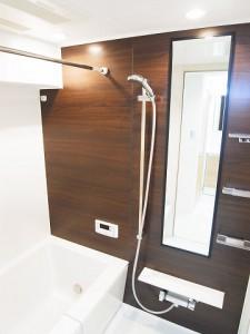 フジタ野沢マンション  バスルーム
