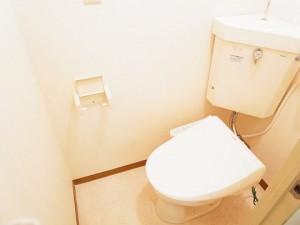 シティコープ築地栄寿  トイレ