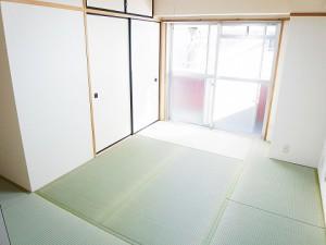 シティコープ築地栄寿  和室