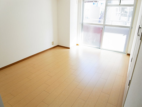 シティコープ築地栄寿  洋室2