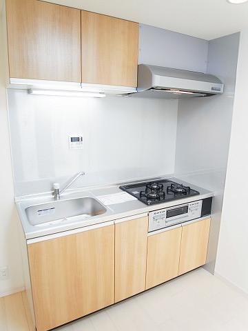 都立大コーポラス キッチン