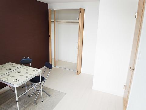 都立大コーポラス 洋室3