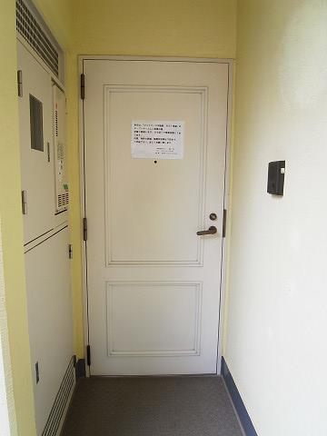 ジェイパーク不動前 玄関