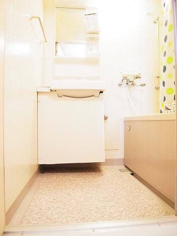 ジェイパーク不動前 バスルーム