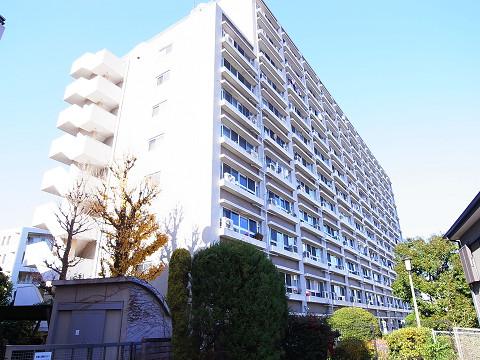 グリーンヒル新宿  外観