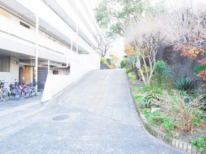 グリーンヒル新宿  駐車場