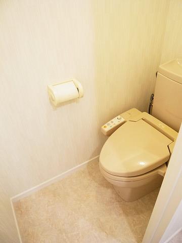 ジェイパーク不動前 トイレ