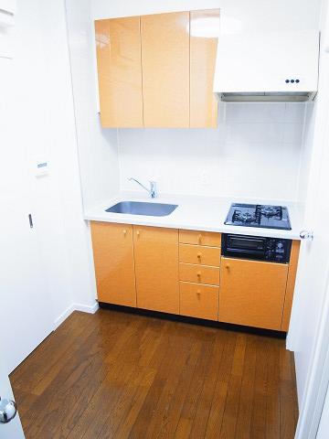 ジェイパーク不動前  キッチン